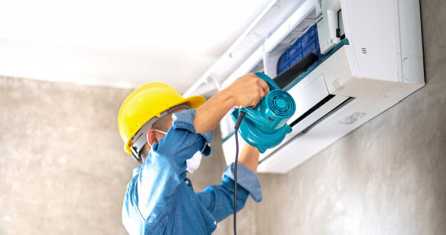ac ducting service in dubai