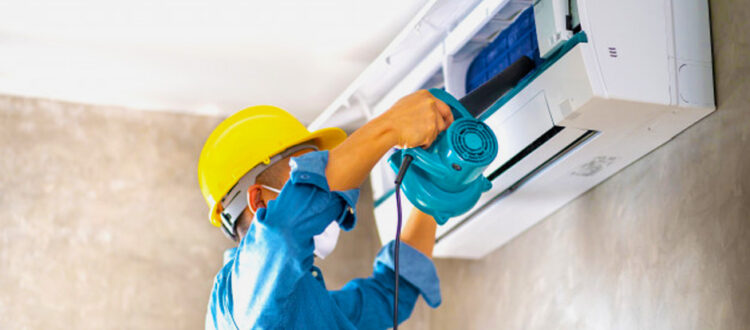 ac ducting service in dubai