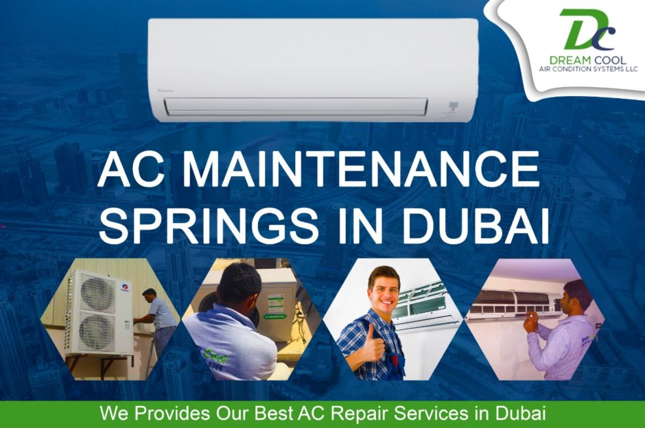 air conditioning service in Dubai
